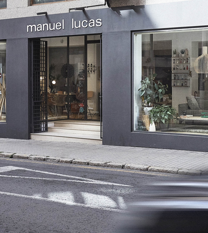 Manuel Lucas tienda muebles y decoracion